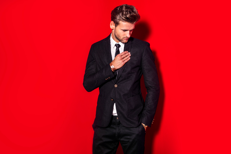 Men's Suits in Albany